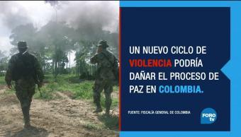 Aumentan agresiones contra líderes sociales en Colombia