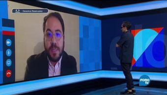 Genaro Lozano entrevista a Arturo Magaña Duplancher