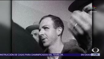Asesino de John F. Kennedy visitó México días antes del homicidio