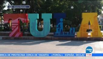 El equipo de México sobre Ruedas se fue a recorrer Tula, Hidalgo