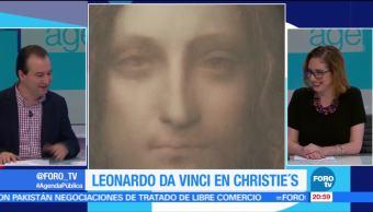 Encuentran la última pieza de Leonardo da Vinci