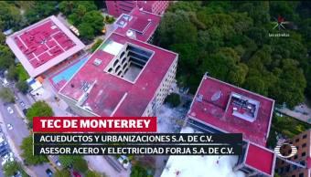 Tec de Monterrey reconoce errores de construcción