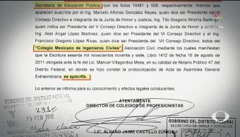 CDMX otorgó licencias a DRO's que reprobaron exámenes