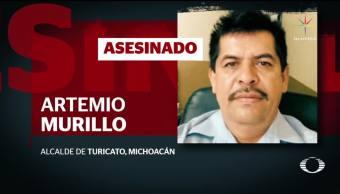 Asesinan al presidente del PRI-Michoacán