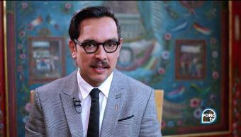 Genaro Lozano entrevista a Peter Maurer