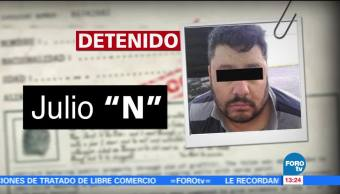 Detienen a seis integrantes del cártel del 'Tigre' en Chihuahua
