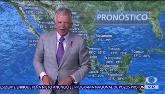 Despierta con Tiempo: 32 grados en Mexicali