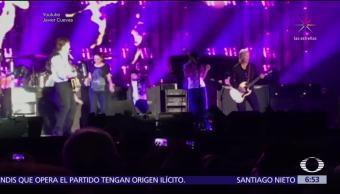 Paul McCartney manifiesta solidaridad con México