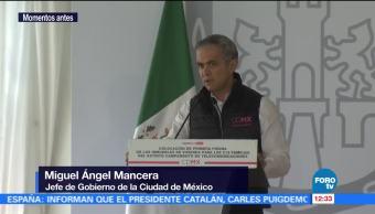 Mancera: Varias líneas de investigación por colapso del inmueble en Zapata 56