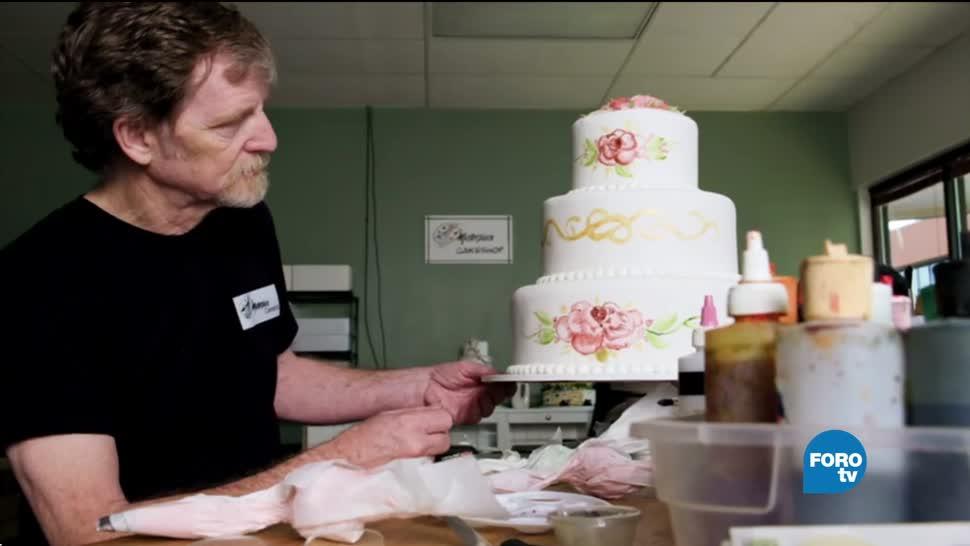 Un pastel de bodas, discusión Suprema Corte de Justicia de EU