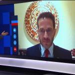 Genaro Lozano entrevista a Nathán Wolf
