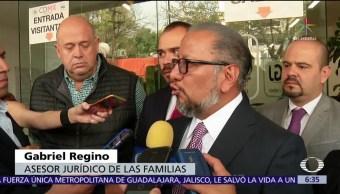 Familiares de 2 estudiantes del Tec de Monterrey presentan denuncia