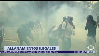 Amnistía Internacional denuncia campaña de allanamientos ilegales en Venezuela