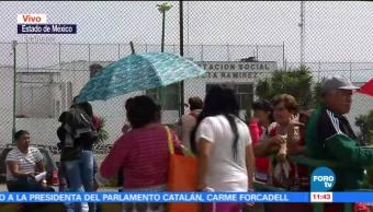 Abren horario extraordinario de visitas en penal de Chiconautla tras riña