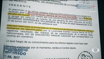 Ineficacia de autoridades en caso de joven secuestrado en Naucalpan