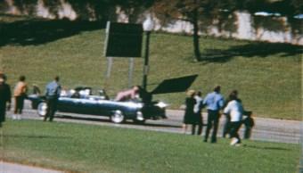 Trump permitirá que se abran los archivos sobre asesinato de Kennedy