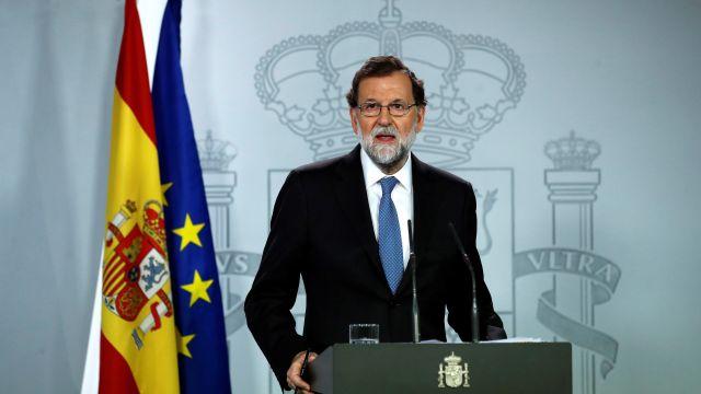 mariano rajoy asume presidencia gobierno cataluna