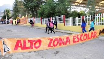 diez millones alumnos regresan clases sismo