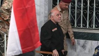 Primer ministro de Irak ordena retirada de milicias chiíes en Kirkuk