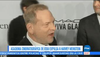 Academia Cinematográfica Eu Expulsa Harvey Weinstein Estados Unidos Artes Ciencias