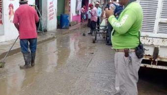 Activan alerta amarilla en Chiapas por lluvias