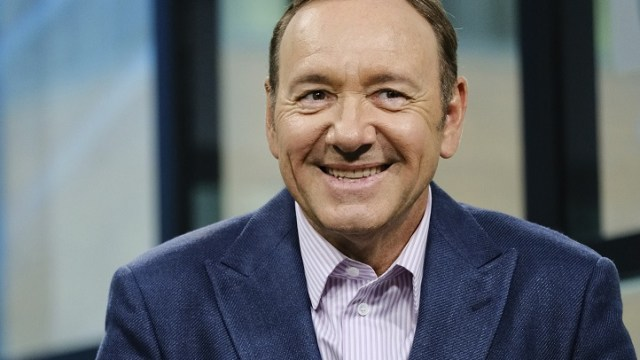 El actor Kevin Spacey revela ser homosexual
