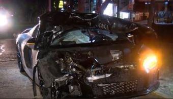 Futbolista Alan Pulido sufre accidente automovilístico en Jalisco