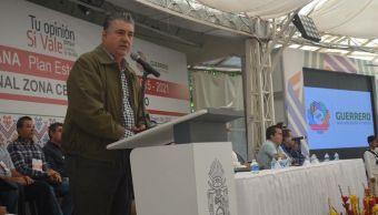 Alcalde de Chilpancingo, Guerrero, solicita licencia al cargo