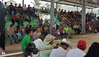 Retienen por más de 24 horas al alcalde de Las Margaritas, Chiapas