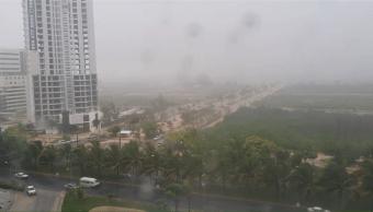 Alerta azul por depresión tropical en Q. Roo