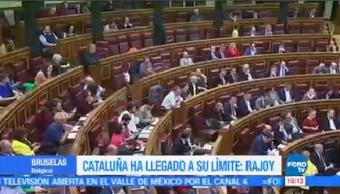 Alistan Reunión Definir Futuro Cataluña