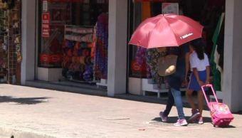 Onda de calor de más de 35 grados Celsius afectará 27 entidades de México