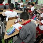miles de alumnos seran reubicados por daños en escuelas