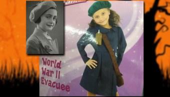 Traje de Halloween de Ana Frank desencadena indignación en EU