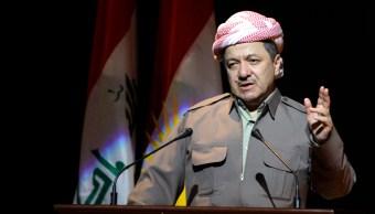 Presidente del Kurdistán iraquí deja cargo en medio de crisis con Bagdad