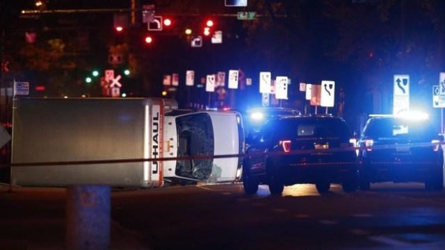 Dos ataques calificados de terroristas dejan cinco heridos en Edmonton, Canadá