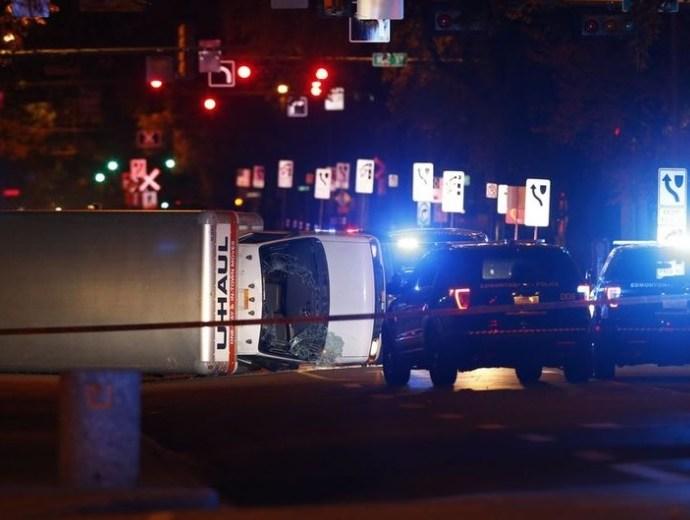 Dos ataques calificados de terroristas dejan cinco heridos en ...