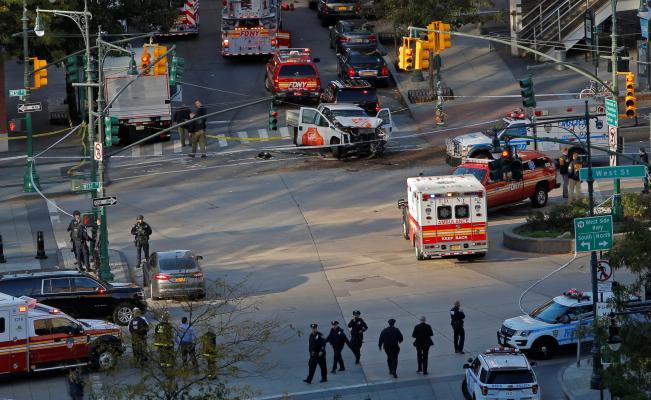 Resultado de imagen de ataque terrorista nueva york