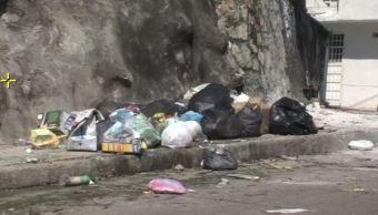Se acumula la basura en Acapulco por falta de pagos