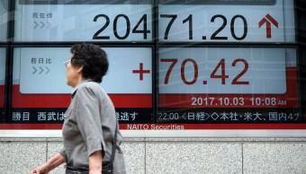 Bolsa de Tokio cierra con ganancias; está en máximos de dos décadas