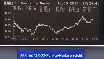 Bolsas europeas operan estables; aguardan reunión del BCE