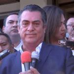 'El Bronco' acude al INE; buscará candidatura independiente a la Presidencia