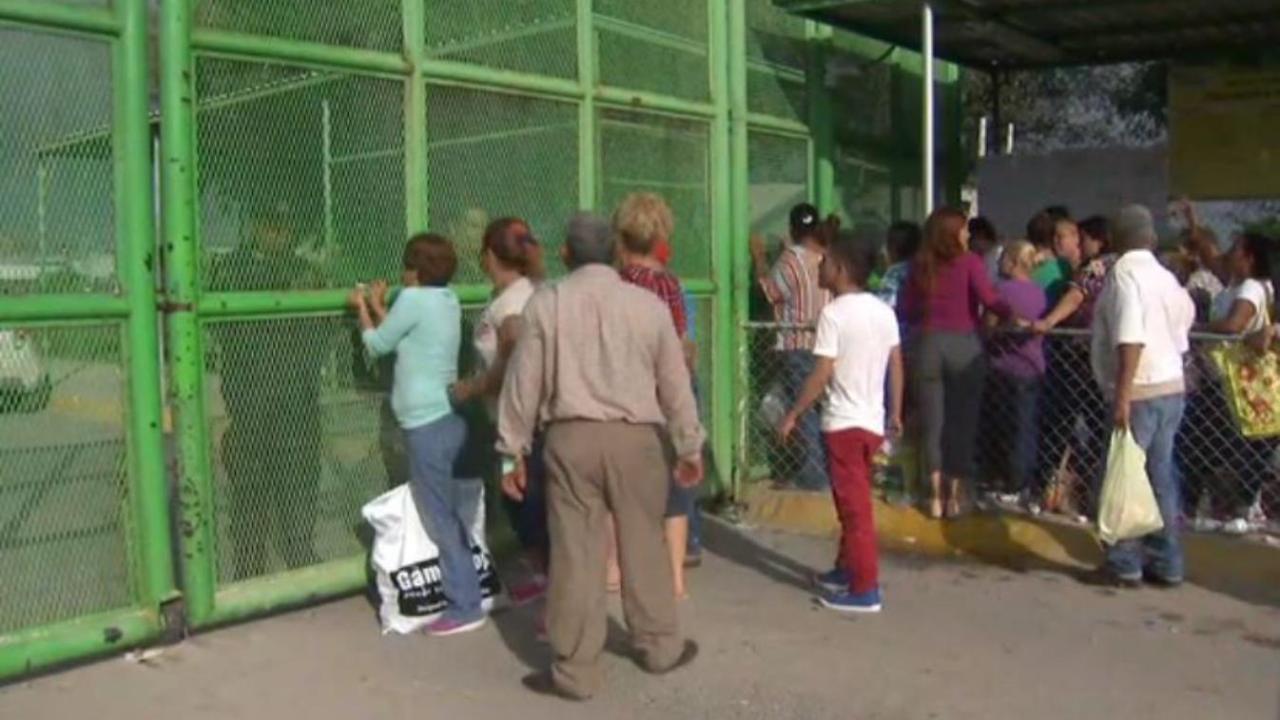 familiares reos penal internos disturbios monterrey