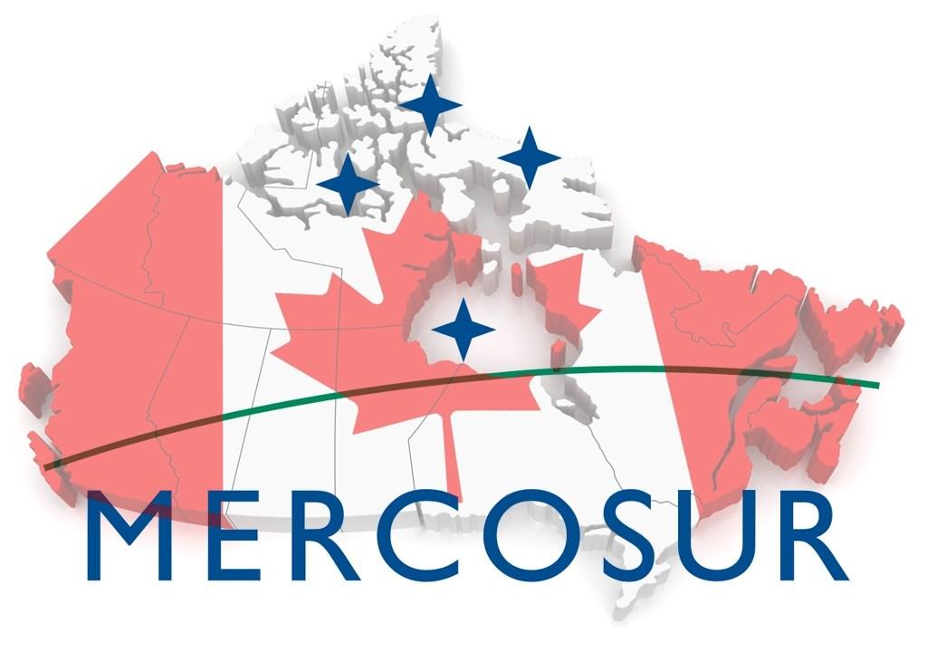 Canadá abrirá negociaciones con el Mercosur en diciembre