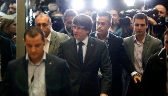 Cataluña declarara independencia si España suspende autonomía regional
