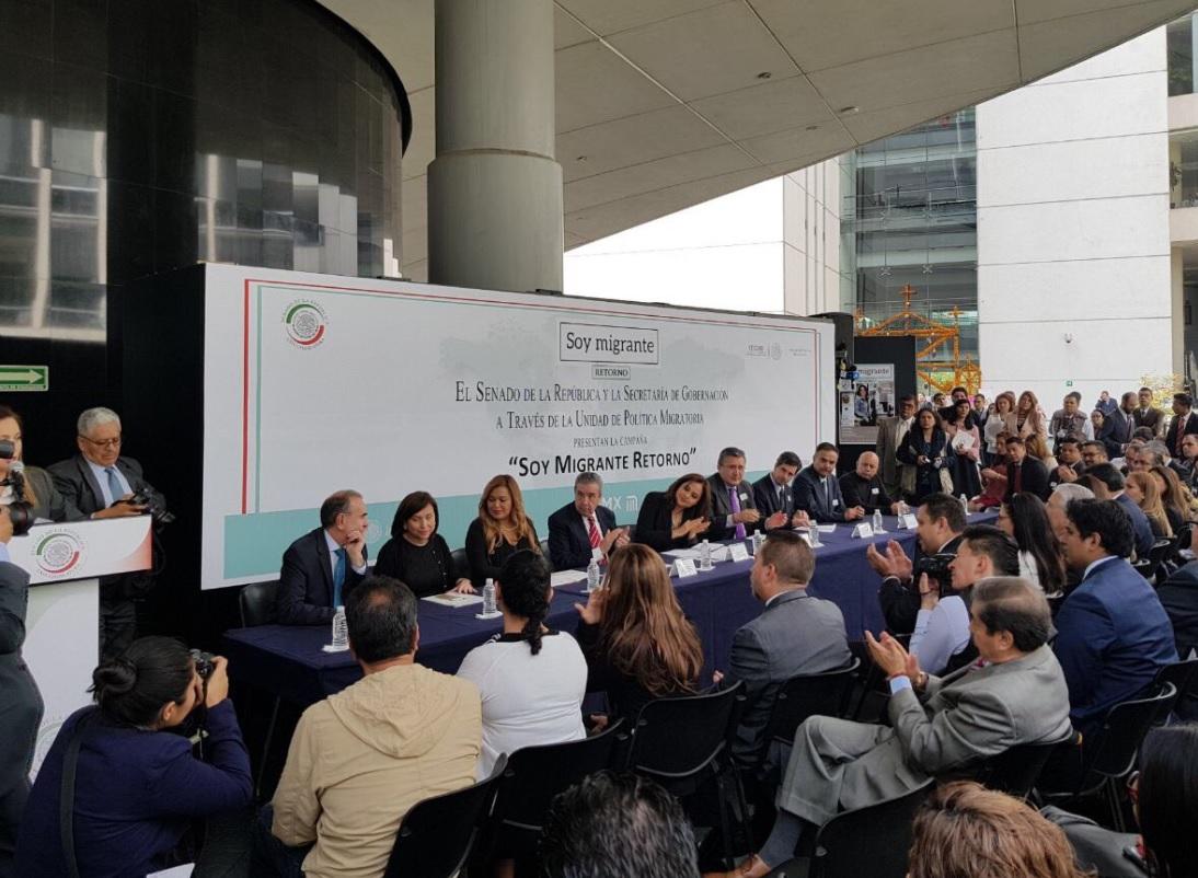 700 mil 'dreamers' en situación vulnerable — SRE