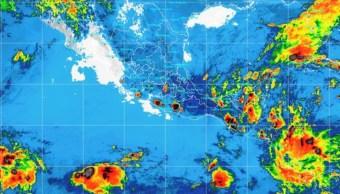 smn preve nublados actividad-electrica-y-tormentas nocturnas ocho estados
