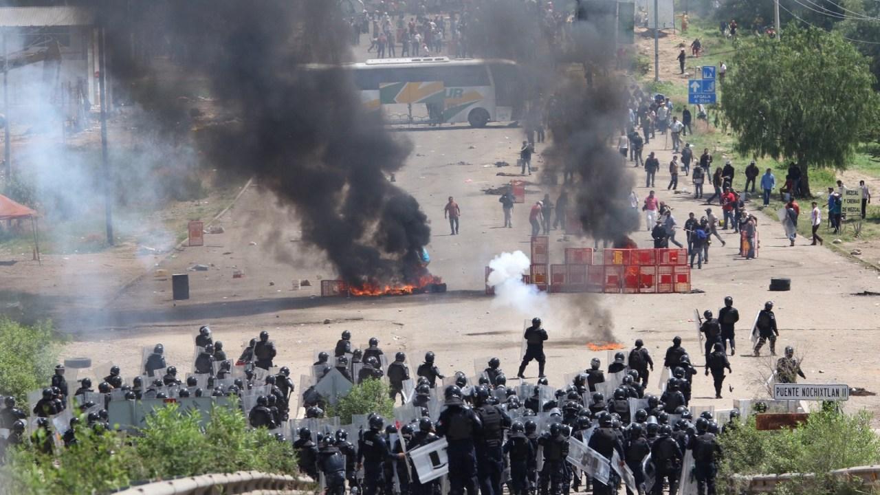 CNS acepta la recomendación sobre caso Nochixtlán