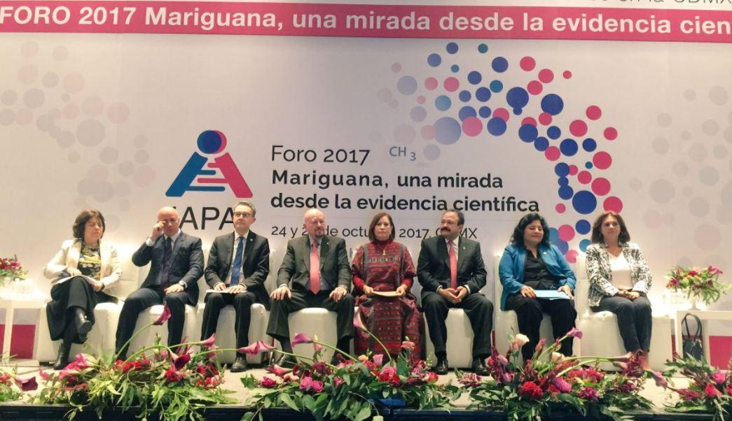 Legalización de la marihuana sólo para uso medicinal: Mondragón y Kalb