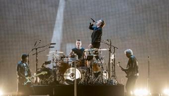 U2 concierto lanza oraciones para México
